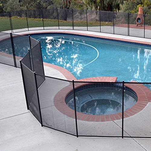 Pool Safety Fence The Best Amazon Price In Savemoneyes