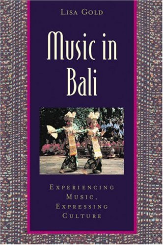MUSIC IN BALI-W/CD