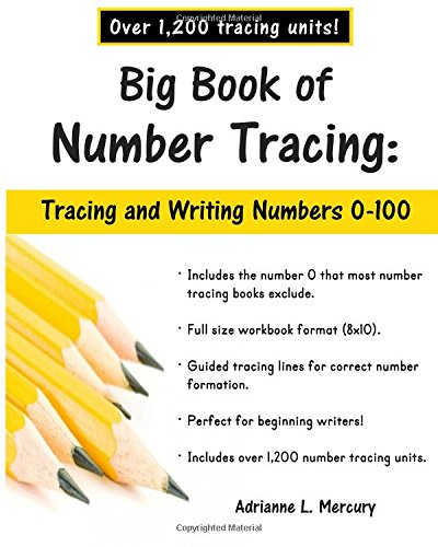 Number Tracing: Amazon.com