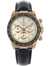 Daytona 116515 LNi 18K Everose Gold Automatic Men's Watch