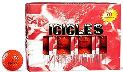 VGolf Icicles Golf Balls