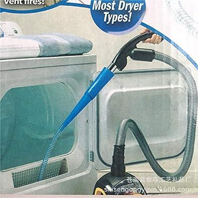 Secador universal Lint Accesorios de vacío Limpiador de polvo ...