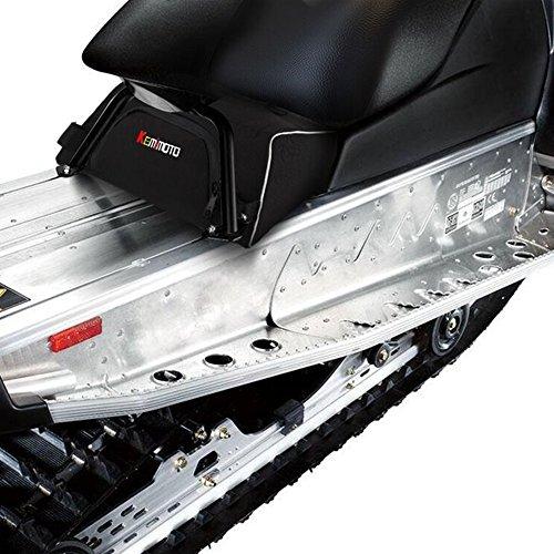 KEMIMOTO Snowmobile Under Seat Bag for Polaris Switchback Assault Pro-Ride RMK (Snowmobile Seat)