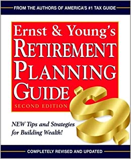 Book Ernst and Young's Retirement Planning Guide