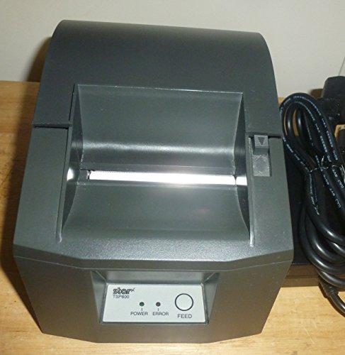 Sar Micronics Model TSP600 Direct Thermal Receipt Printer 613C - Parallel Port - Power Adapter - Not (Tsp600 Power Supply)