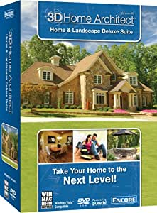 The Best Deals On 3D Home Architect Design Suite Deluxe Software