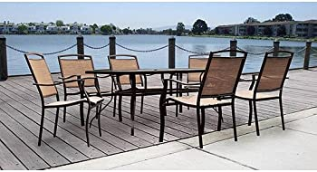 Mainstays 7-Piece Patio Dining Set