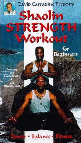 Shaolin Strength Workout [VHS]
