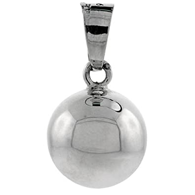 Sterling silver harmony ball pendant with snake chain amazon sterling silver harmony ball pendant with snake chain aloadofball Gallery