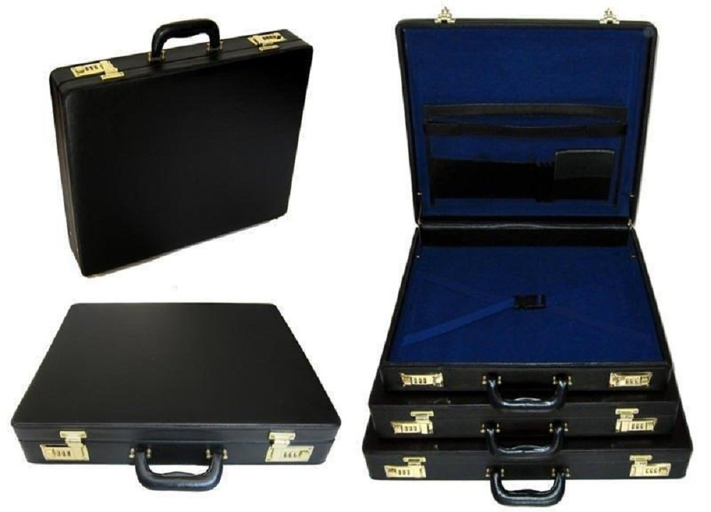 D6708-15 Case Apron Masonic 15 1/4'' x 17 1/4'' inside dimensions