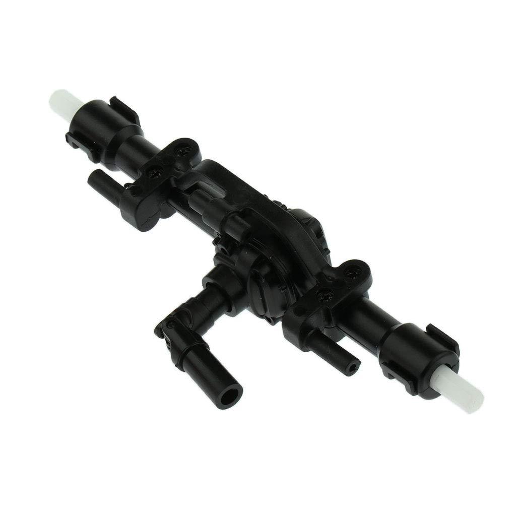 Eje Trasero para D90 Rock Crawler MN90 sharprepublic Kit De Reemplazo De RC Cami/ón Militar MN91