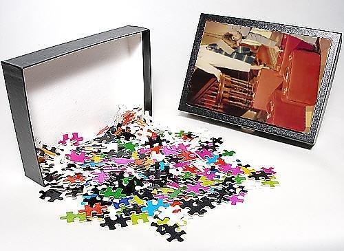 Photo Jigsaw Puzzle of Elegant luggage 1956