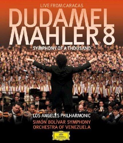 A. Mahler - Symphony No 8 (Blu-ray)