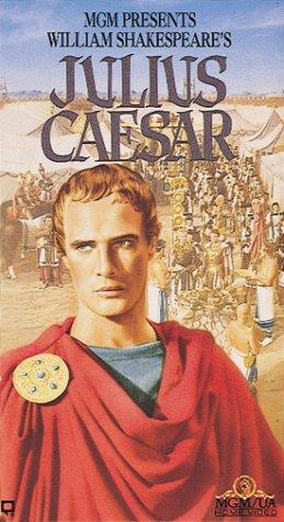 Julius Caesar [VHS] Louis Calhern