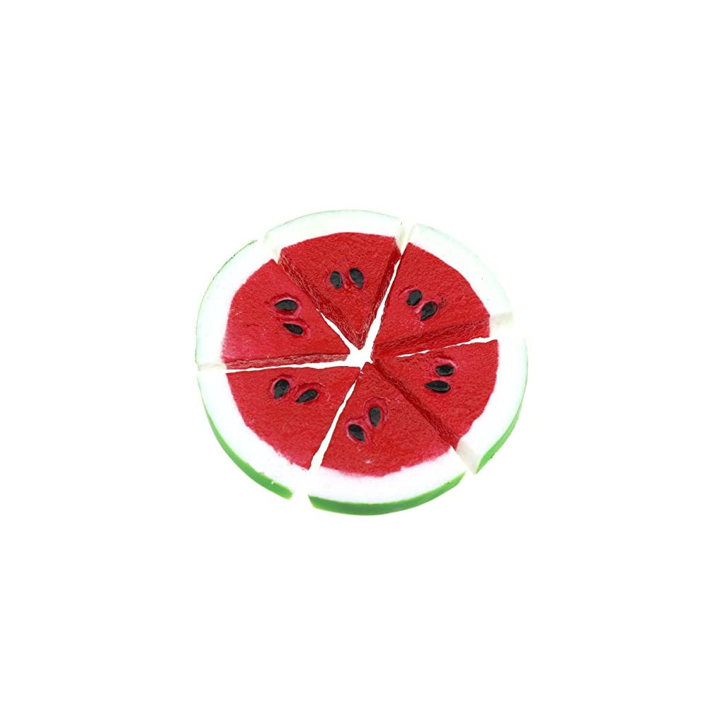 Gresorth-6pcs-Highly-Simulation-Fruit-Artificial-Red-Watermelon-Slice-Fake-Fruits-Model-Photography-Props