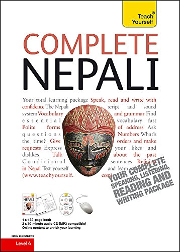 - Complete Nepali Beginner to Intermediate Course: Learn to read, write, speak and understand a new language (Teach Yourself)