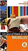 Un grand week-endà Bruxelles : Plan de Bruxelles inclus par Vanderhaeghe