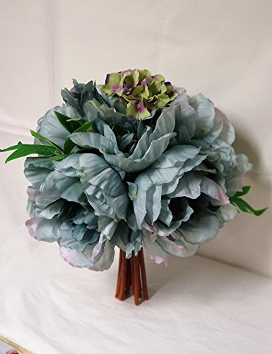 Sweet-Home-Deco-12-Extra-Large-Peony-and-Hydrangea-Silk-Artificial-Flower-Bouquet-for-Weddinghome-12-Stems-No-Pot-Included