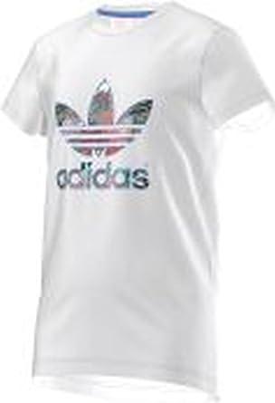 128 T Vêtements Adidas Flower Shirt Accessoires Junior Et qSPZTA