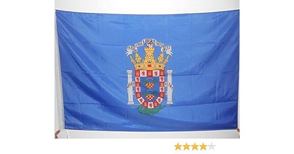 AZ FLAG Bandera de Melilla 150x90cm para Palo - Bandera ESPAÑOLA ...