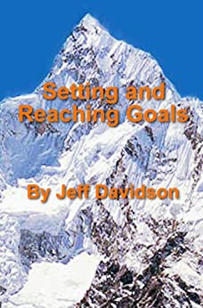 Setting and Reaching Goals (Card Decks Book 1) by [Davidson, Jeff]
