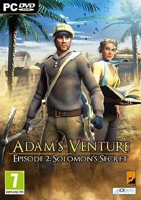 Adam's Venture 2 Solomon's Secret (PC) (UK)