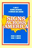 img - for Signs Across America book / textbook / text book