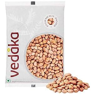 Vedaka Raw Peanuts, Pink, 1kg