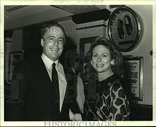 Vintage Photos 1988 Press Photo Socialites at the Opening of Hard Rock Cafe Restaurant