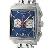 Tag Heuer Monaco automatic-self-wind mens Watch CW2113-0 (Certified Pre-owned)
