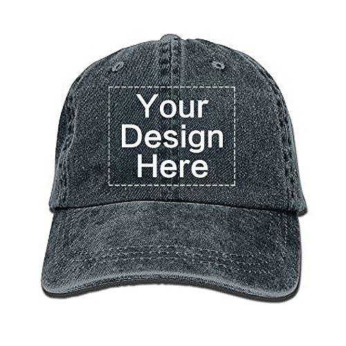 Custom Baseball Cap Personalized Vintage Dad Hat Design Your Own For Boys Girls Hip hop Golf