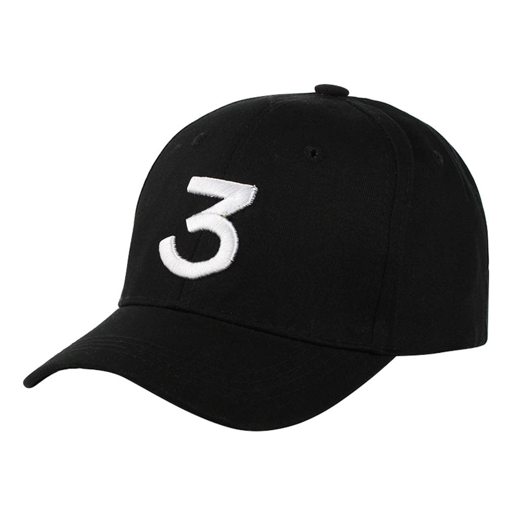 85a5352335657 Amazon.com  Qualilty Chance The Rapper 3 Dad Hat Baseball Cap Adjustable  Letter Embroidery Hip Hop Hat  Sports   Outdoors