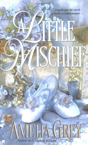 book cover of A Little Mischief