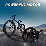BAFANG BBS02B 48V 750W Ebike Motor with LCD Display 8fun Mid Drive Electric Bike Conversion Kit with Battery