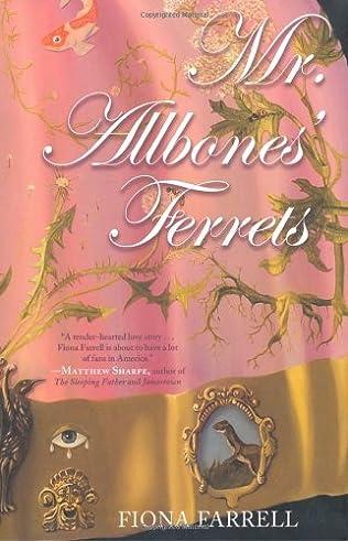 book cover of Mr. Allbones\' Ferrets