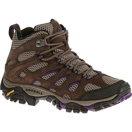 Image of Merrell Women's J65586, Bracken/Purple, 6.5 M US