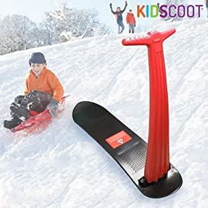 Patinete de Nieve KidScoot Snowboard: Amazon.es: Hogar