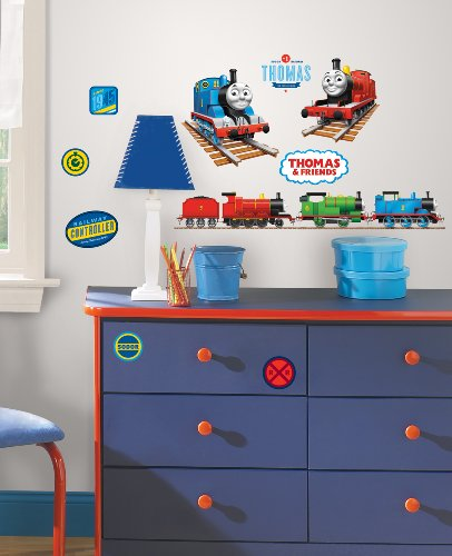 Cheap  Thomas the Tank Engine Wall Decals
