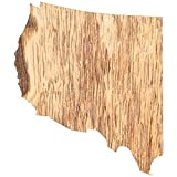 Juvale Wood Coasters 12 Pack - West Coast Drink