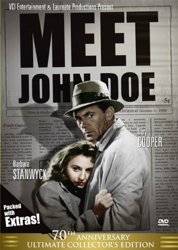(Meet John Doe (70th Anniversary Ultimate Collector's Edition))