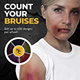 Narrative Cosmetics 6 Color Bruise Wheel for