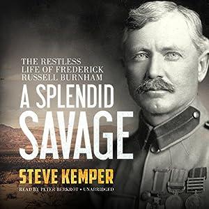 A Splendid Savage Audiobook