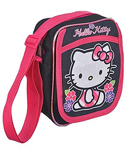 Little Girls Purses Kids Pink Cute Cat T... By lacheln.  3.99. Hello Kitty  Kitty Garden Crossbody Purse - black multi 8561f03bb6580