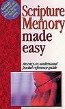 Scripture Memory Made Easy, Mark Water, 1850783403