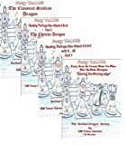 Foxy Chess Openings: Easy Way to Learn How to Play the Sicilian Dragon plus Common Sense in Chess E-Book (5 item bundle)