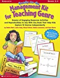 Ready-to-Go Management Kit for the Teaching Genre, Debbie Deem and LuAnn Feely, 0439303605