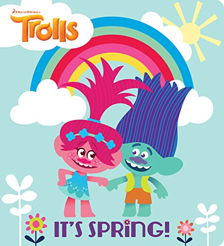 It's Spring! (DreamWorks Trolls)