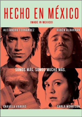 Hecho En Mexico [DVD] [2012] [Region 1] [US Import] [NTSC]