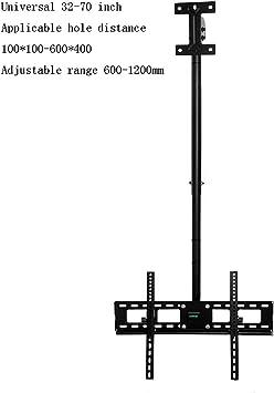 Zlw-shop Soporte de TV Ajustable Percha de TV Percha giratoria Universal de Doble Cara Marco Giratorio telescópico LCD de 32-65 Pulgadas Soporte Giratorio para TV (Color : B): Amazon.es: Electrónica