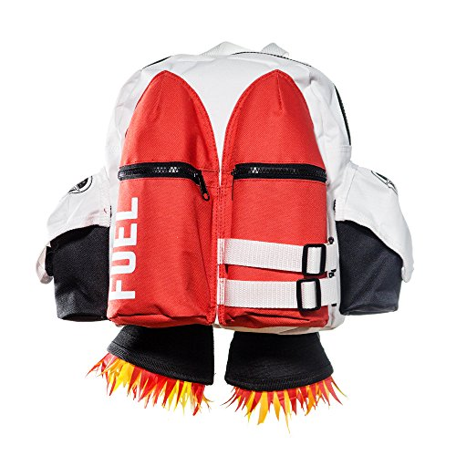 SUCK UK - SPACE BACKPACK | KIDS RUCKSACK | CHILDREN ASTRONAUT JETPACK | UNISEX SCHOOL BAG ()